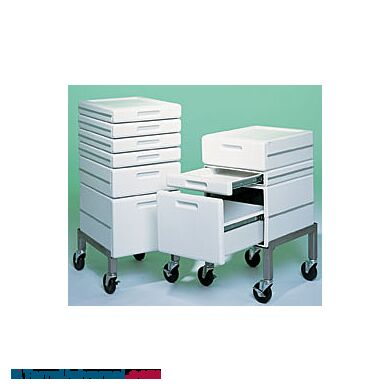 Mobile Drawer System Abs Plastic 1740 02 Sys Terra Universal