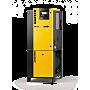 7.5 HP rotary screw air compressor | 6800-30 displayed