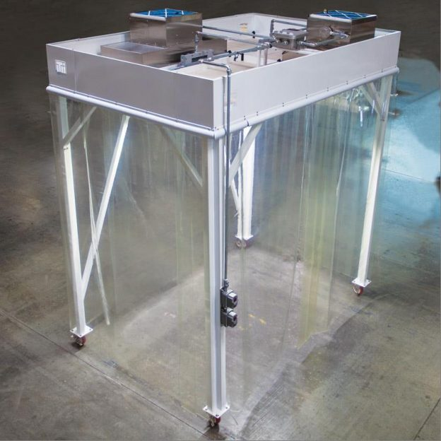Explosion-Proof Cleanroom for High-Risk Applications