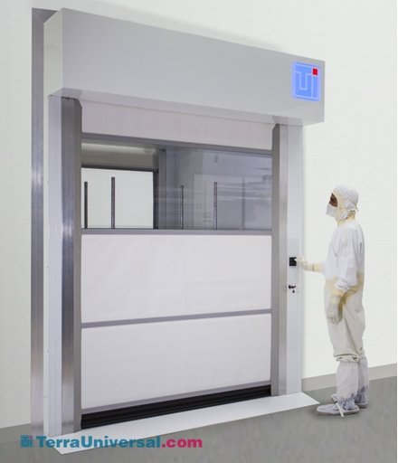 Fast, Space-Saving Pass-Throughs for Large Equipment