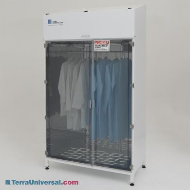 New Product Launch: Extra-Large UV Storage Cabinet with HEPA Filtration
