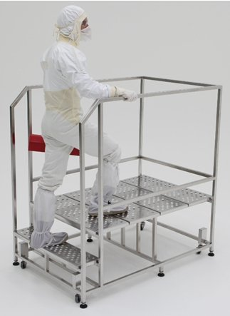 Cleanroom Maintenance: One Step at a Time