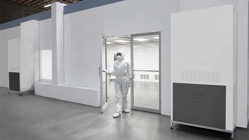 Isolation vs. Containment Cleanrooms