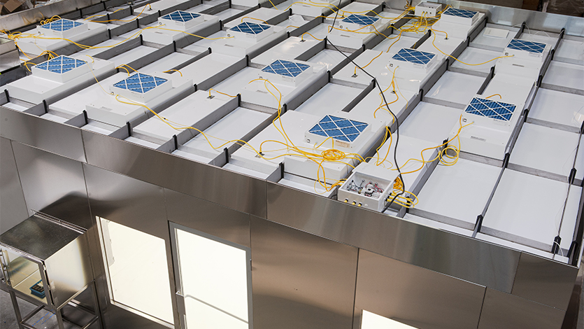 Cleanroom Power Distribution Units: A Simpler Method for Cleanroom Electrical Design