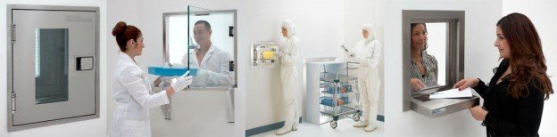 5 Pass-Through Chamber Solutions That Keep Employees Safe