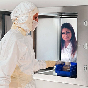 Benefits of Cleanroom Pass Throughs