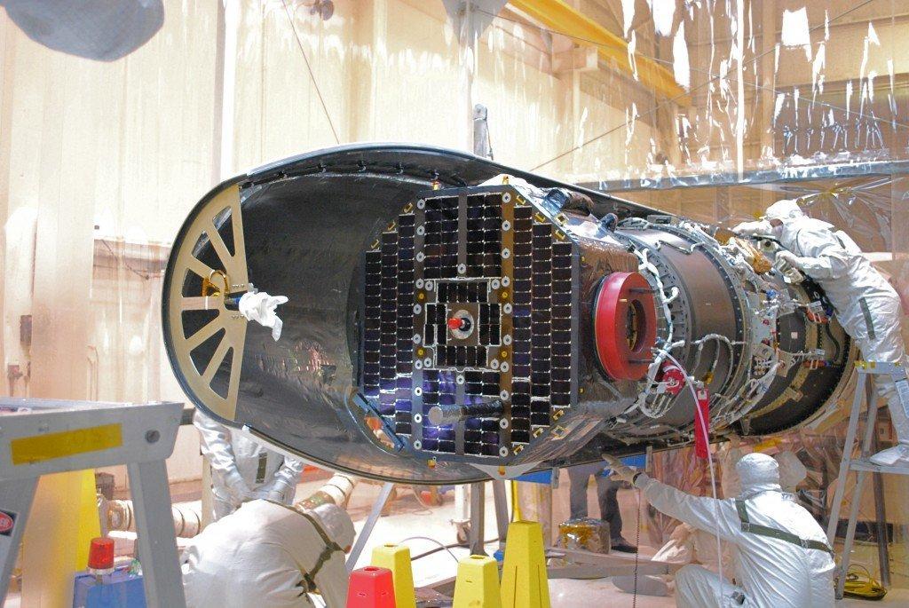 By NASA (John F. Kennedy Space Center) [Public domain], via Wikimedia Commons
