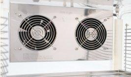 IsoDry gas dilution module promotes uniform air flow