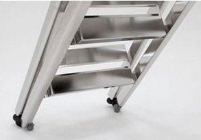 Terra Universal Cleanroom Ladder