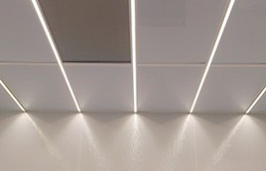 Terra Universal Cleanroom LED light strips