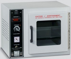Vacuum Oven by Thermo Fisher heats up to 220°C