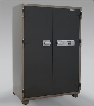 Terra Universal Double Agent Desiccator Cabinet