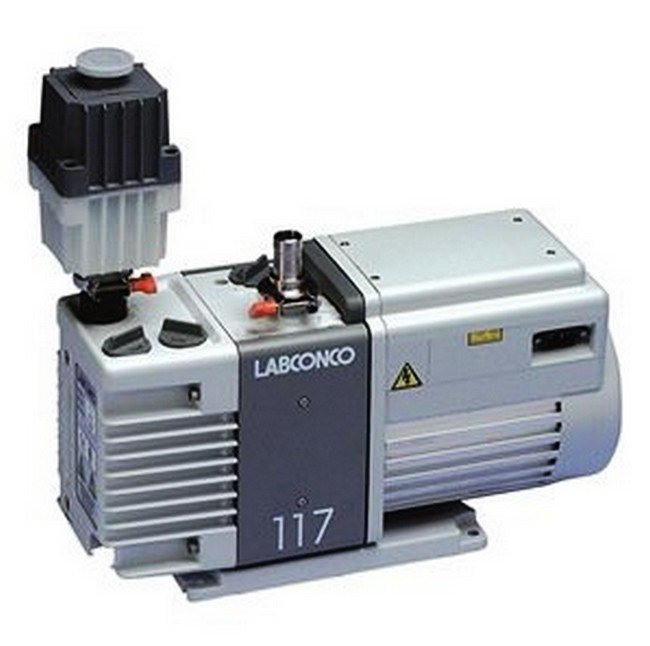 Vacuum Pump With Exhaust Filter 230v 50 60hz For