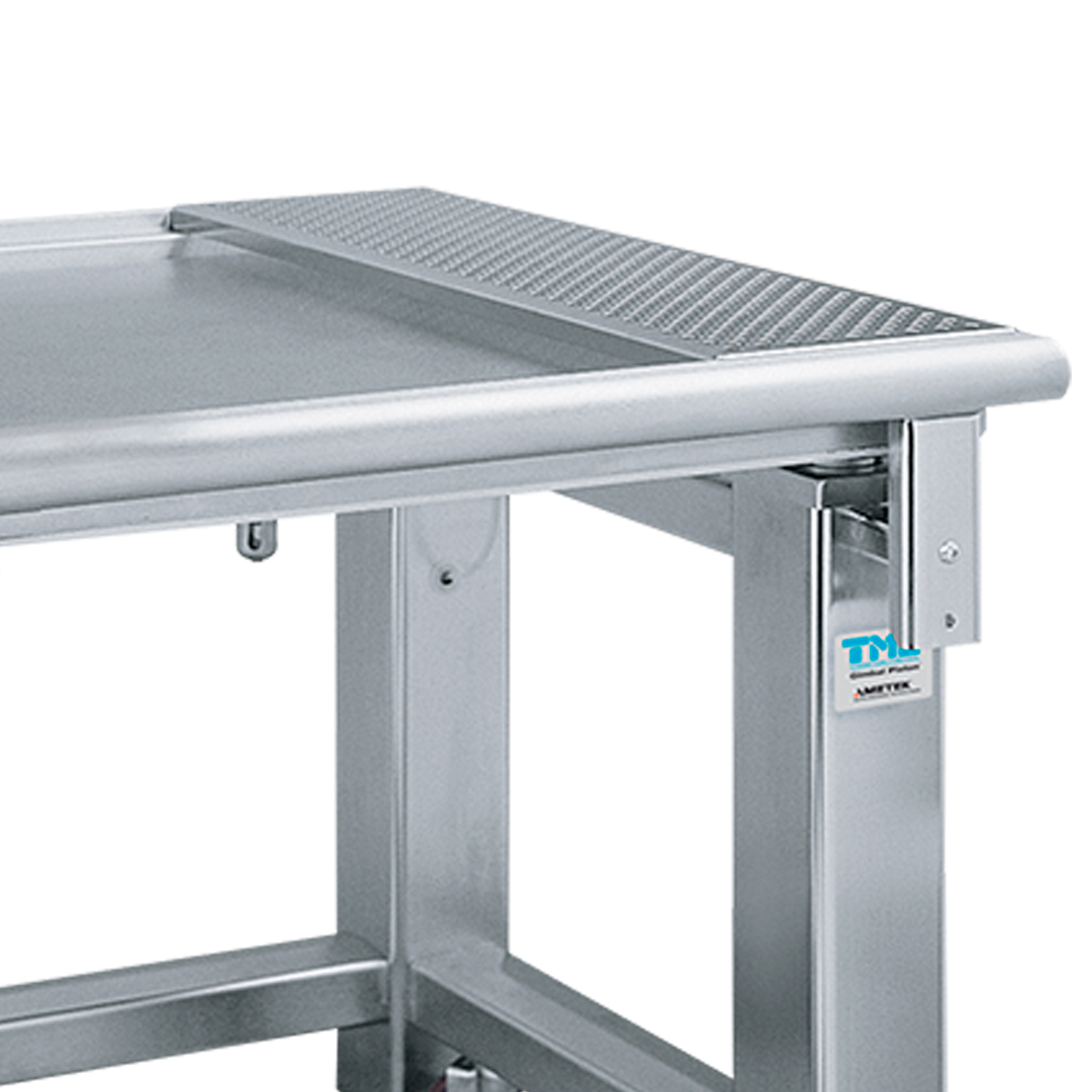Front Support Bar of ClassOne™ Cleanroom Vibration Isolation Table