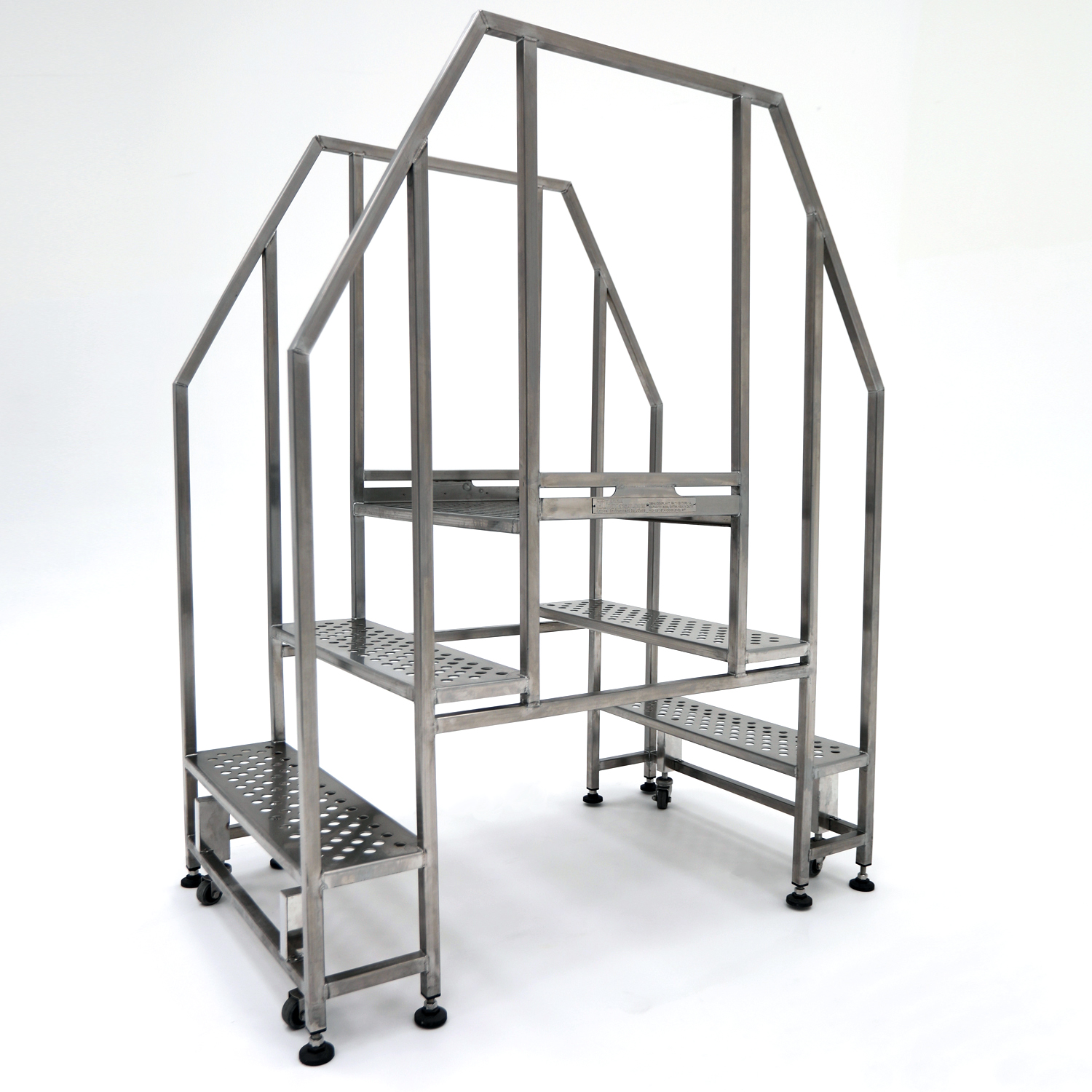 Portable BioSafe Crossover Stairs