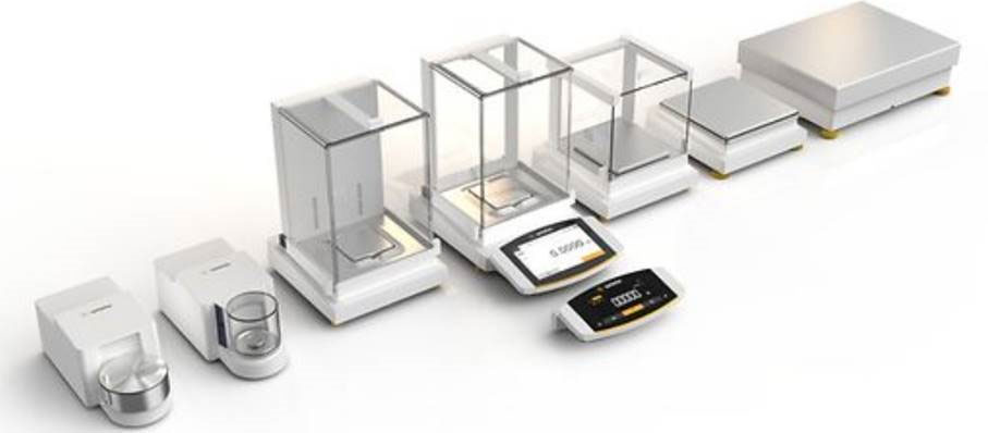 Configurable Cubis II Balances by Sartorius available with a variety of software and options ideal in compliance and R&D labs.