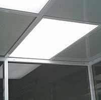 Cleanroom Fluorescent Light Panels