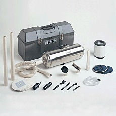 MicroVac Portable Cleanroom Vacuum Cleaner