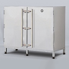 Bulk Dry Material Desiccaor Cabinet, For 30-gallon Drums