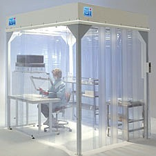 Softwall Modular Cleanrooms