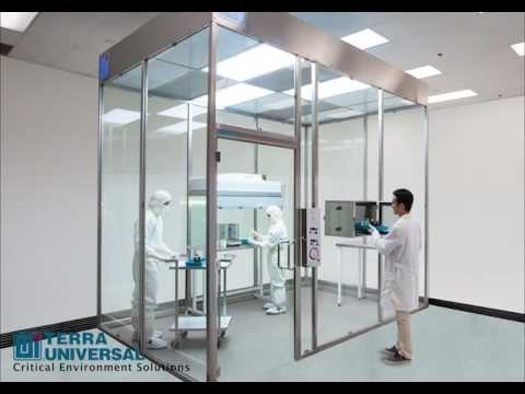 Video Showing Benefits of the BioSafe Modular Cleanroom