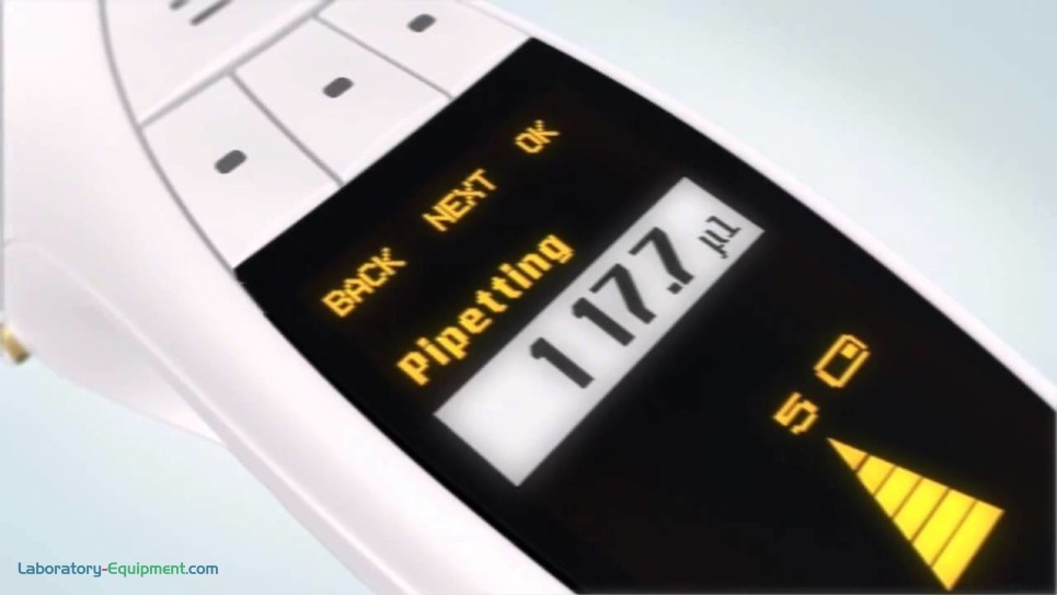 Overview video of the Picus line of electronic pipettes