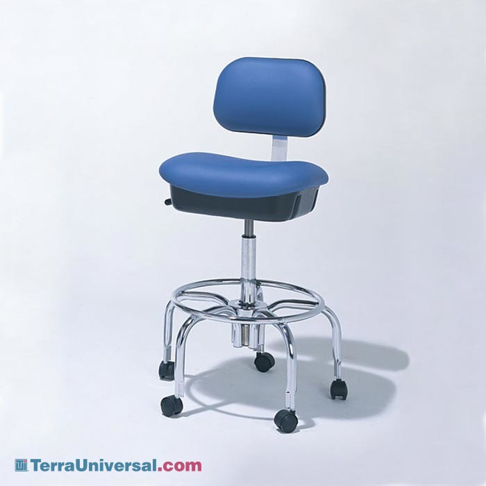 Cleanroom and Laboratory Chairs and Stools