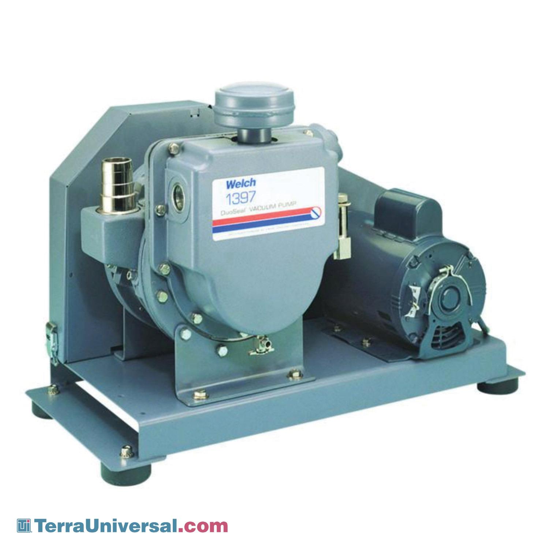 Vacuum and Pressure Pumps