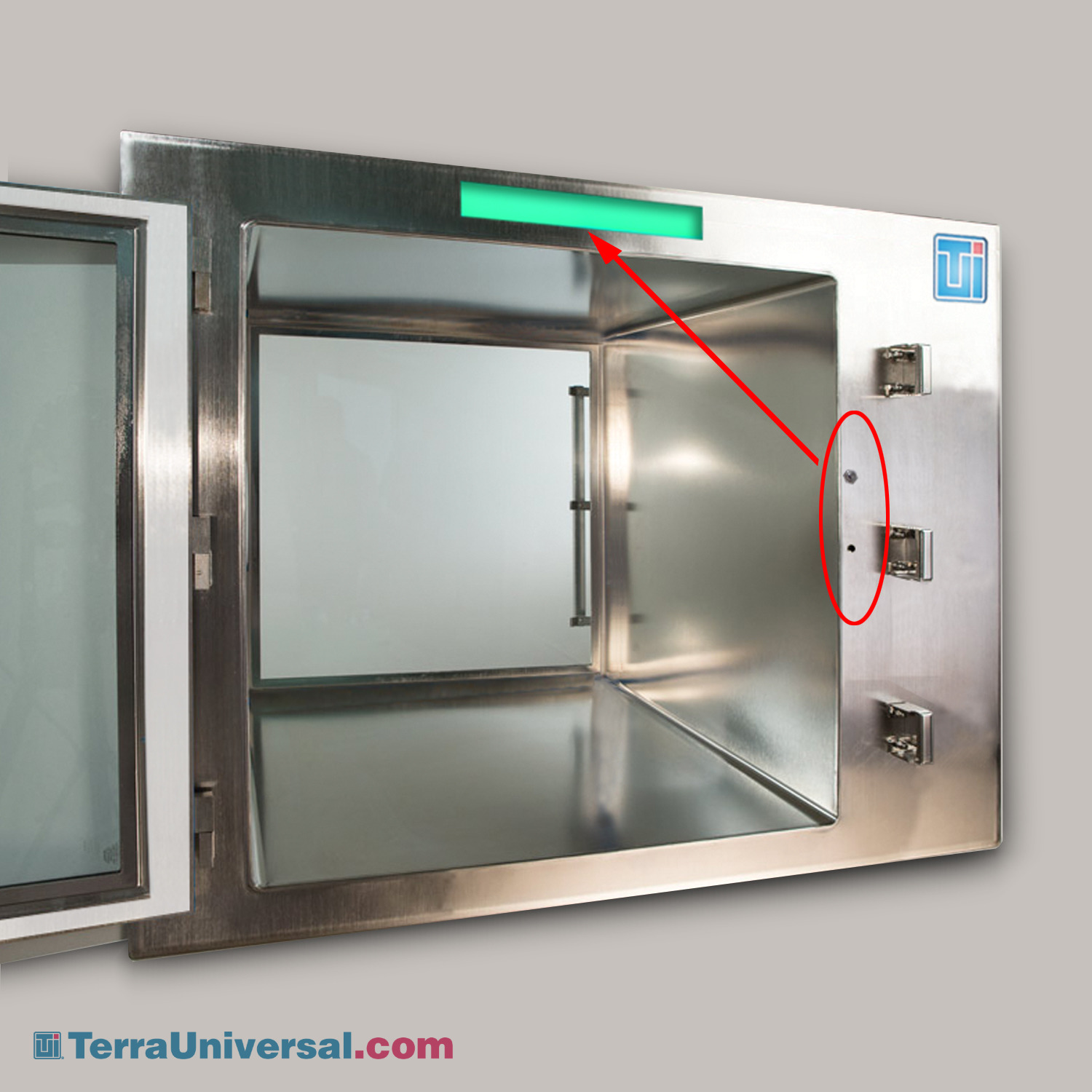 Cleanroom Components for Contractors, Architects, Engineers