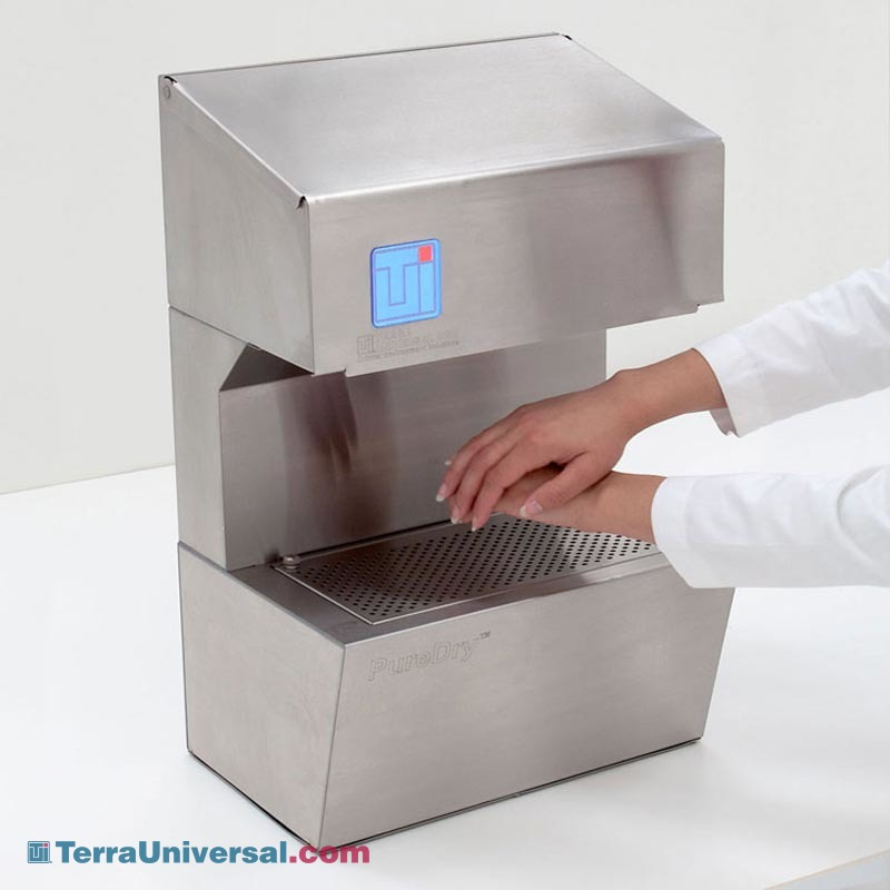 Hand Cleaning And Drying Stations