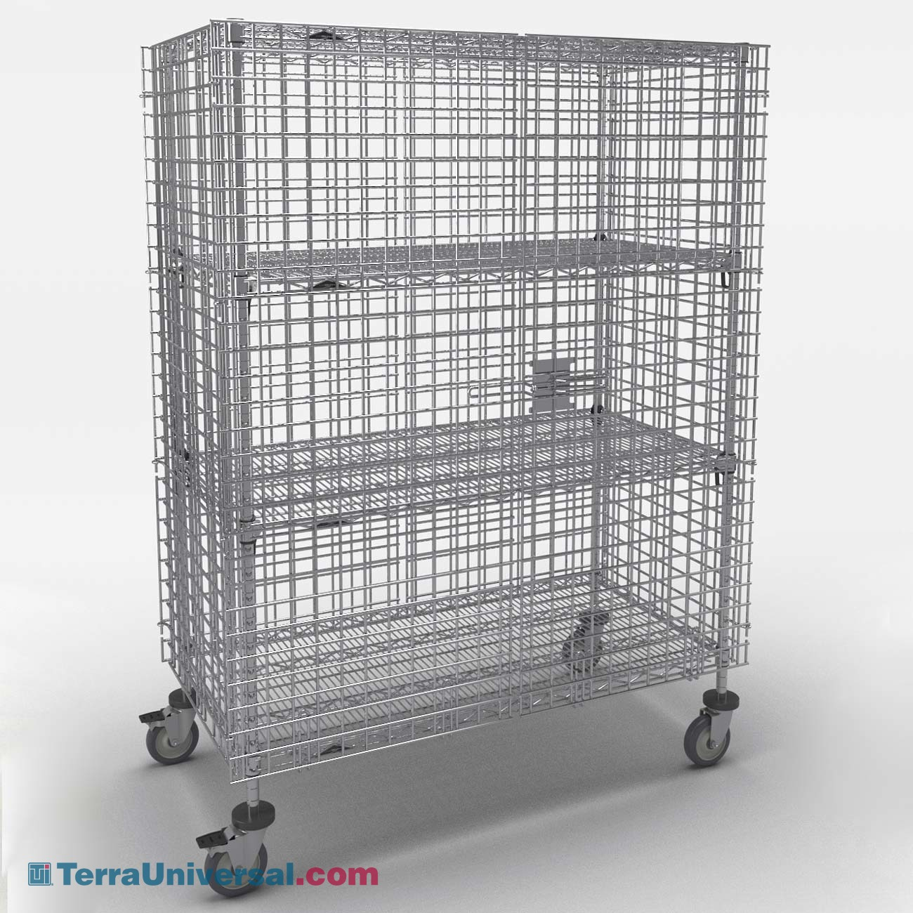 Cleanroom And Laboratory Storage Cabinets And Shelving