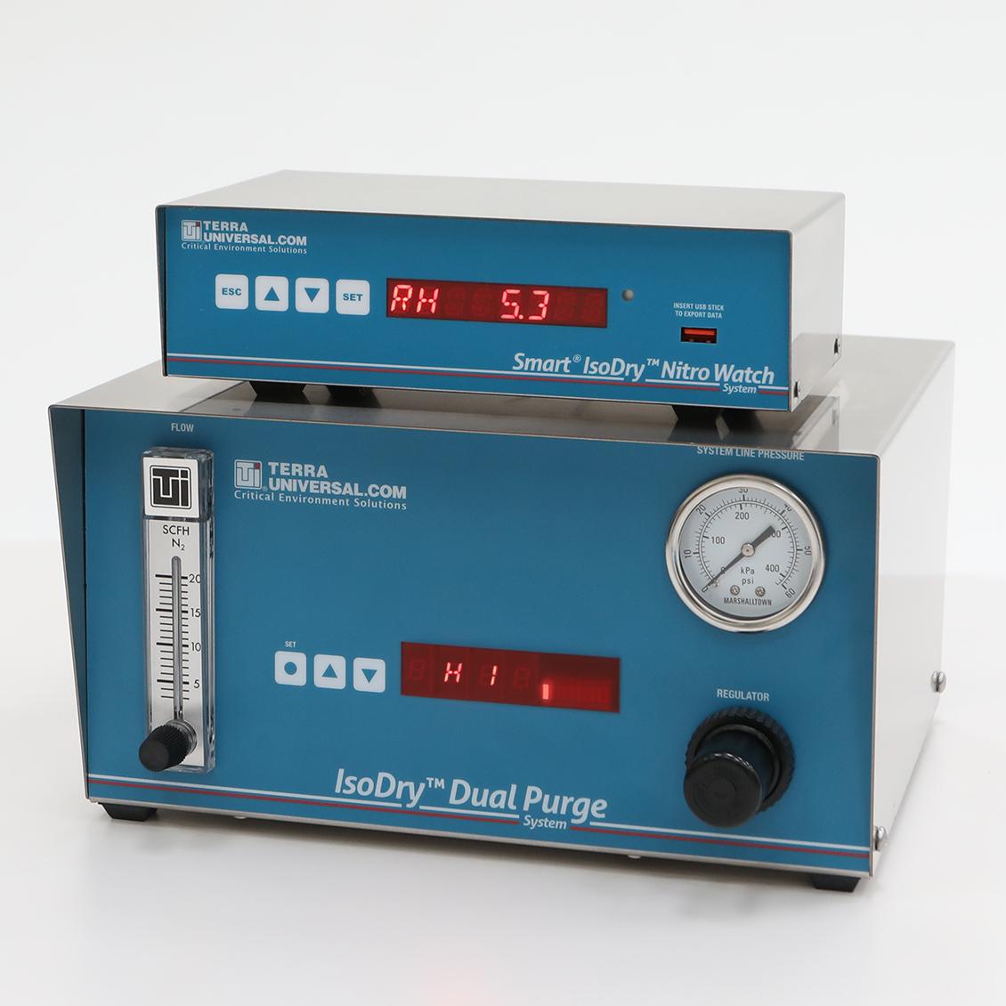 IsoDry™ Dual Purge controller