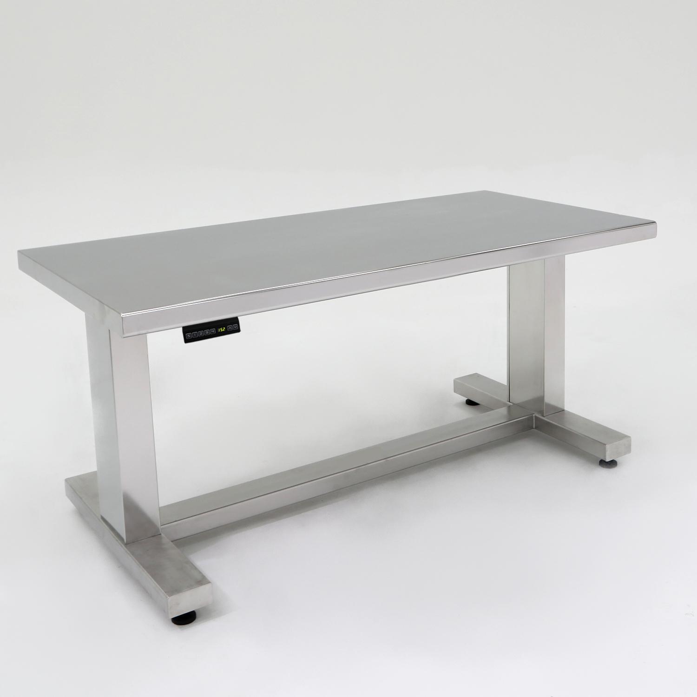 Cleanroom Adjustable Height Work Station