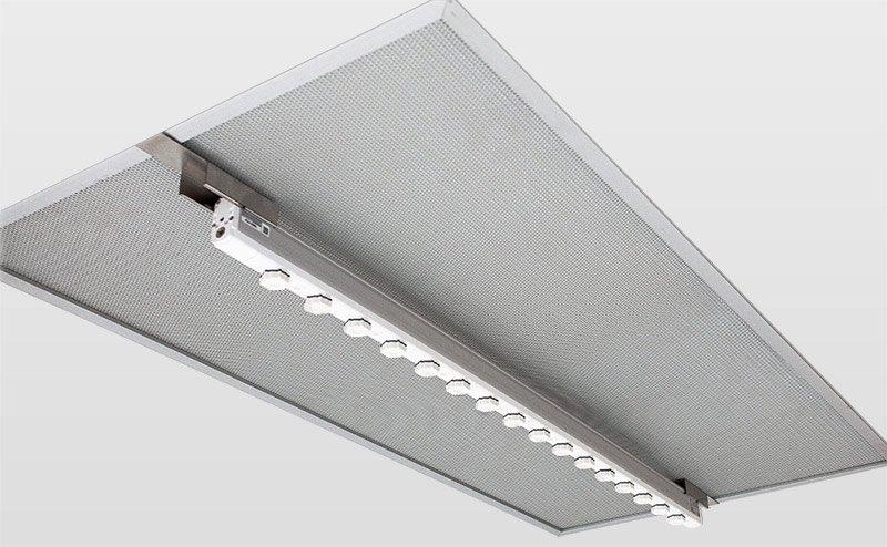 Static-Sensing Ionizer