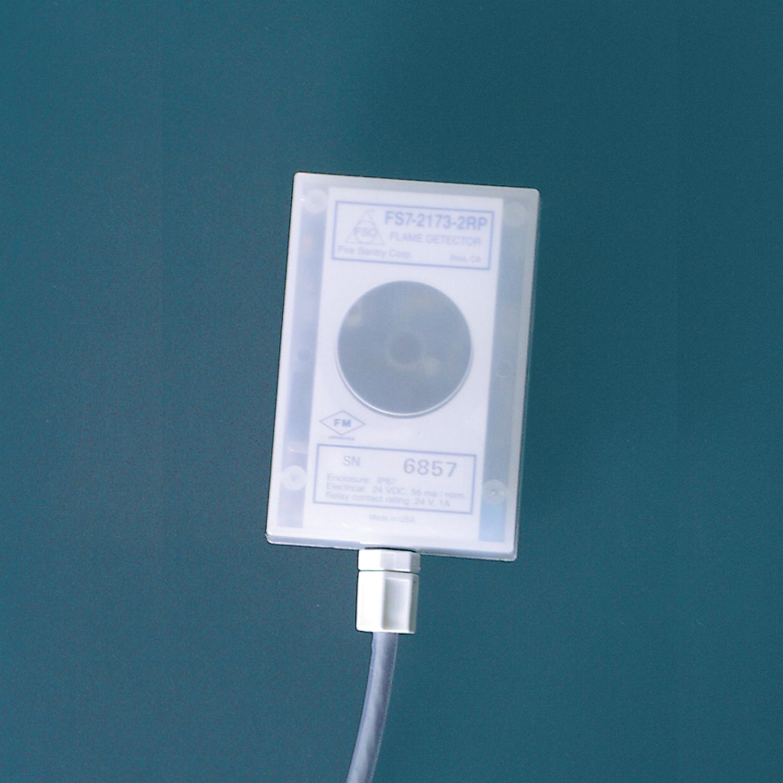Fire Detection PLC Controller