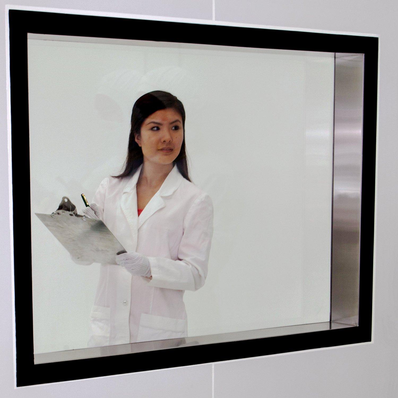 Frameless Window Design