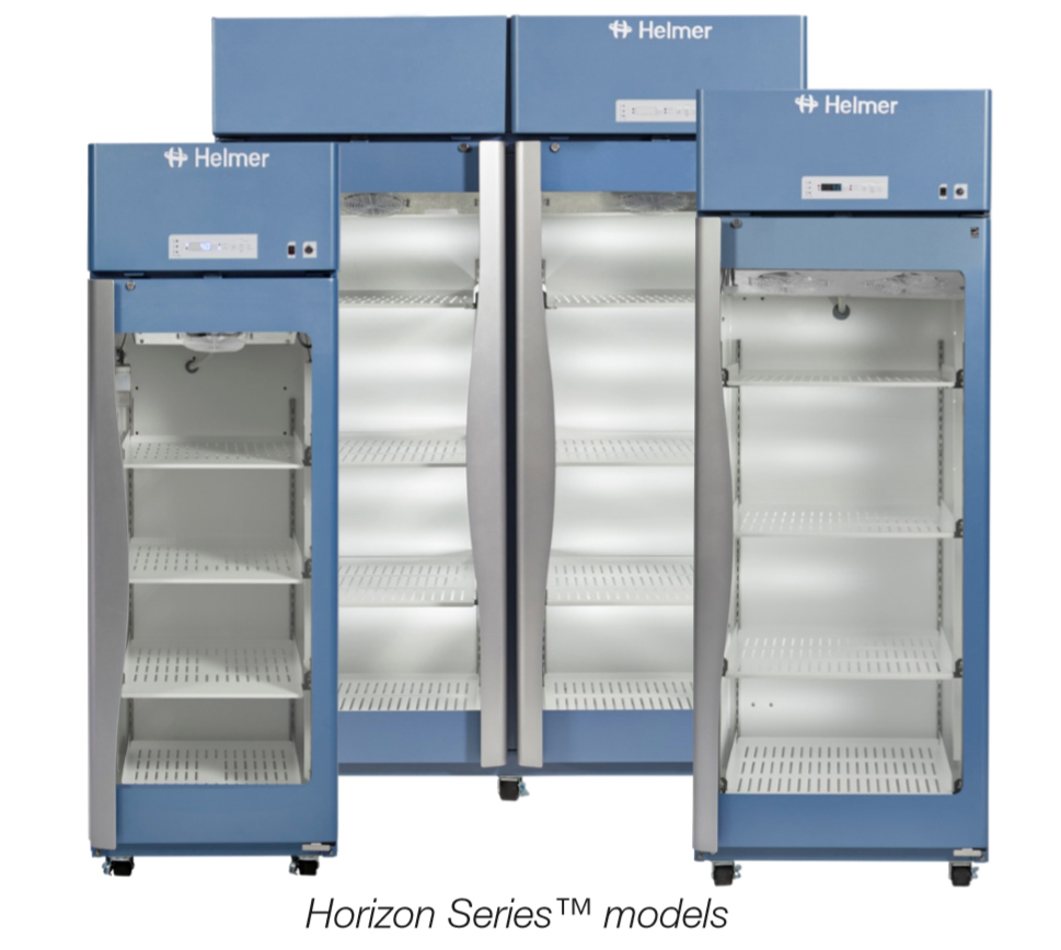 GX Horizon Upright Lab Refrigerators by Helmer Scientific