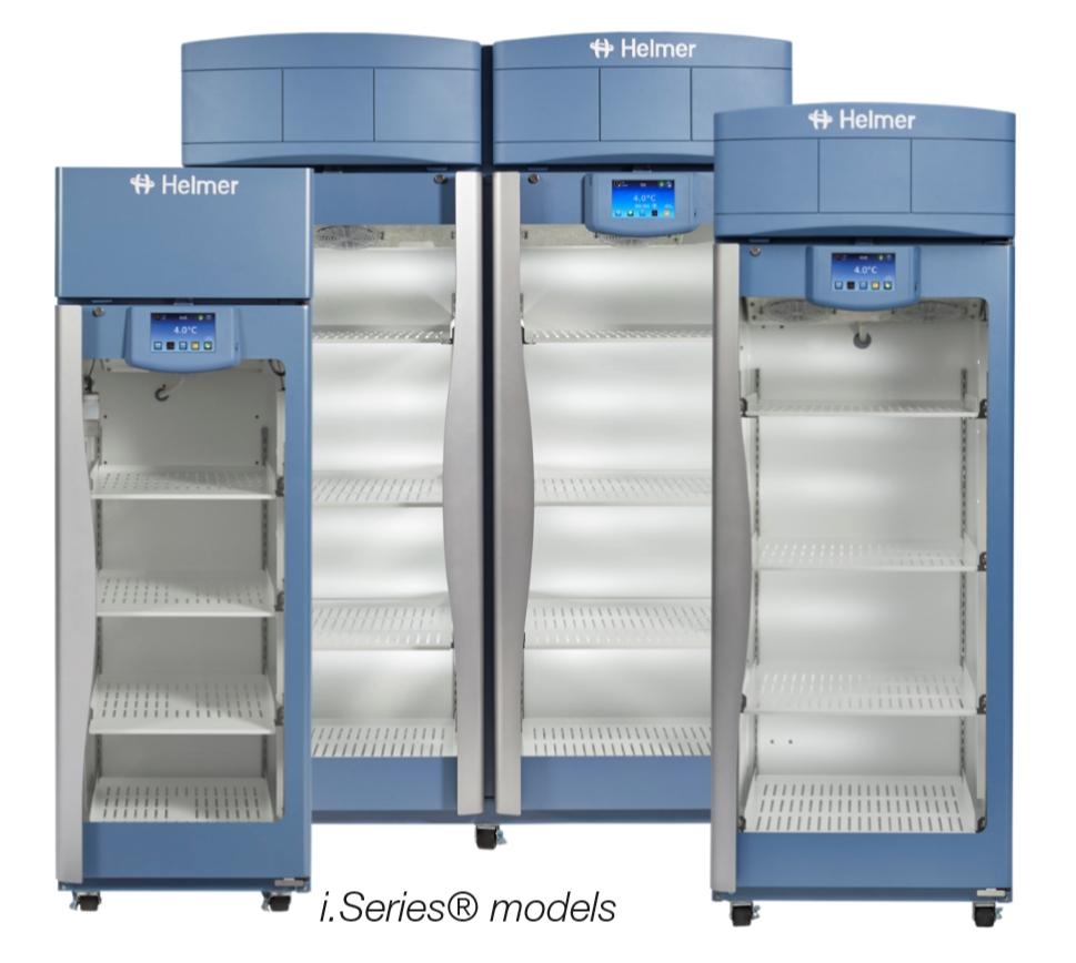GX i.Series Upright Lab Refrigerators by Helmer Scientific