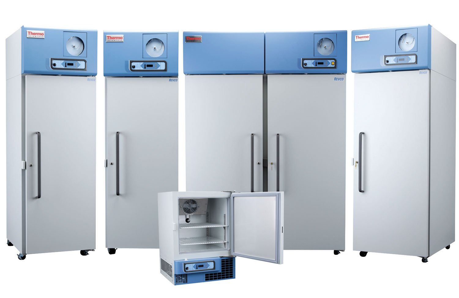 Complete line of Revco Plasma Freezers by Thermo Fisher Scientific for Regulated Labs