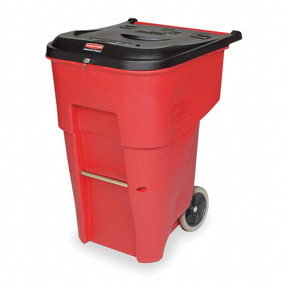 Medical Waste Roll-Out Container