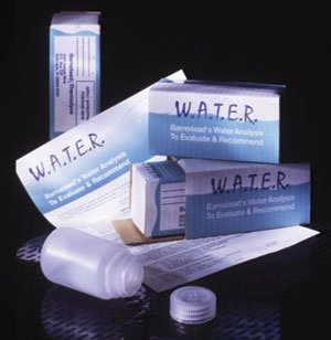 Free water purity analysis program