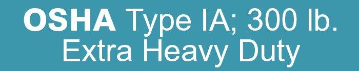 OSHA Type 1A Compliant