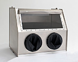 Stainless Steel Glovebox Isolation Chambers