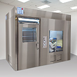 USP 800 BioSafe® All-Steel Cleanrooms for Hazardous Drug Compounding