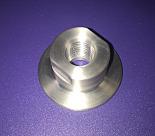 Adapter; Pipe, Aluminum, 1/4
