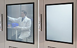 BioSafe® Switch Glass Cleanroom Windows