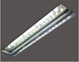 Recessed LED Light; for Smart® Pass-through