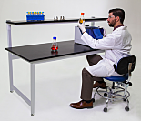 Epoxy Resin Laboratory Table