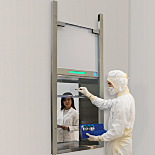 Slide-Up Door Smart™ Pass-Through Chambers