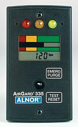 Air Gard® Air Velocity Monitors